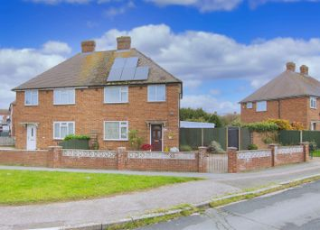 Thumbnail 3 bed semi-detached house for sale in Northfield Road, Borehamwood