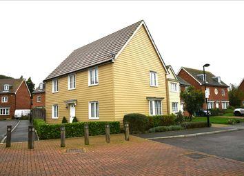 Thumbnail 4 bedroom property for sale in Bradbrook Drive, Longfield