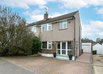 Thumbnail 3 bed semi-detached house to rent in Coates Way, Garston, Hertfordshire