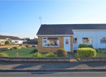 Thumbnail 3 bed semi-detached bungalow for sale in Worcester Drive, Prestatyn