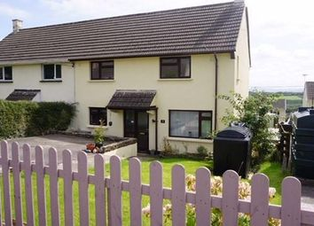 Thumbnail 3 bed semi-detached house for sale in Southernhay, Winkleigh