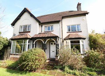 Thumbnail 5 bed detached house for sale in Birmingham Road, Walsall