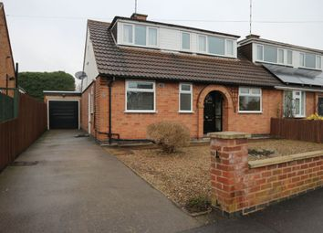 Thumbnail 3 bed semi-detached house for sale in Percy Street, Braunstone Town