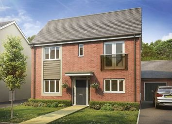 Thumbnail 3 bed detached house for sale in Castle Street, Stafford