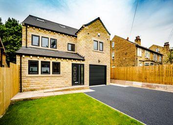 Thumbnail 5 bed detached house for sale in Grasmere Road, Gledholt, Huddersfield
