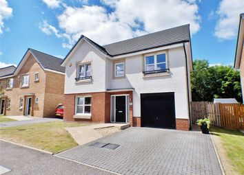 Thumbnail 4 bedroom detached house for sale in Falcon Drive, Newton Mearns, Glasgow