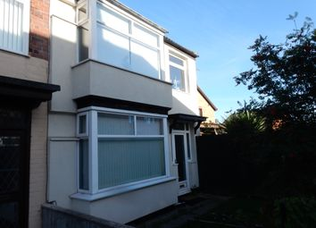 Thumbnail 3 bed end terrace house to rent in St Nicholas Gardens, Hull