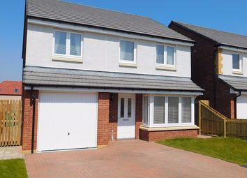 Thumbnail 4 bed detached house for sale in Mcdonald Street, Dunfermline