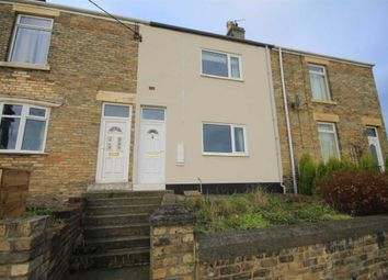 Thumbnail 2 bed terraced house for sale in South View, Ushaw Moor, Durham