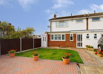 3 bed end terrace house for sale in Goring Close, Collier Row, Romford RM5