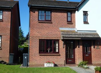 Thumbnail 2 bedroom semi-detached house to rent in King Alfred Way, Newton Poppleford, Sidmouth
