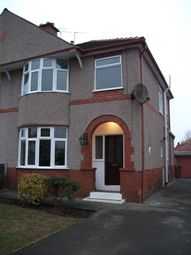 Thumbnail 3 bed semi-detached house to rent in Wepre Park, Connah's Quay