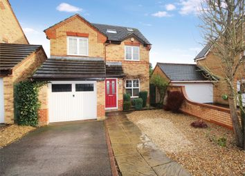 Thumbnail 4 bed detached house for sale in Roeburn Crescent, Emerson Valley, Milton Keynes, Buckinghamshire