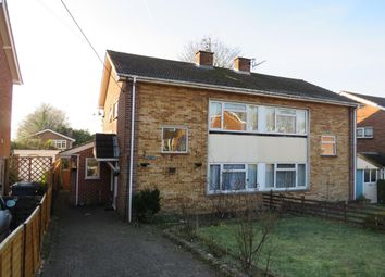 Thumbnail 3 bed semi-detached house to rent in Wolversdene Close, Andover