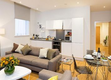 Thumbnail 1 bed flat to rent in Trafford Road, Salford Quays