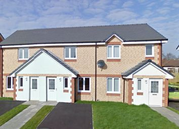 Thumbnail 2 bed town house for sale in Meadowfoot Drive, Ecclefechan, Scotland