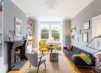 Thumbnail 4 bedroom terraced house for sale in Glebe Road, Crouch End