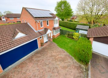 Thumbnail 4 bed detached house for sale in Waveney Close, Bicester