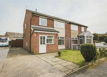 Thumbnail 3 bed semi-detached house for sale in Cedar Close, Rishton, Blackburn