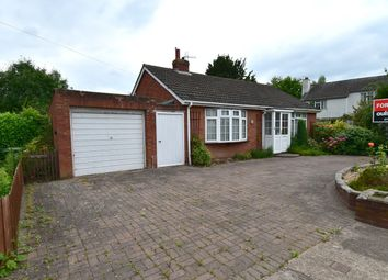 Thumbnail 2 bed detached bungalow for sale in Dilmore Lane, Fernhill Heath, Worcester