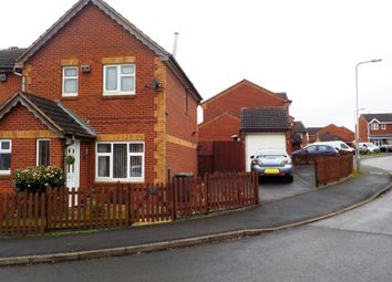 Thumbnail 3 bed semi-detached house for sale in Armstead Road, Pendeford, Wolverhampton