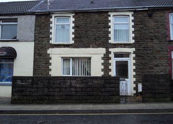 Thumbnail 3 bed terraced house for sale in Ogwy Street, Nantymoel, Bridgend.