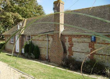 Thumbnail 2 bed bungalow to rent in Earnley, Chichester