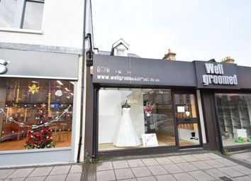 Thumbnail Retail premises for sale in 424 Ashley Road, Poole
