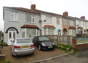 Thumbnail 3 bed end terrace house for sale in Hudds Hill Road, St George, Bristol
