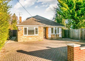 Thumbnail 5 bed detached bungalow to rent in Wood Street, Ash Vale, Aldershot