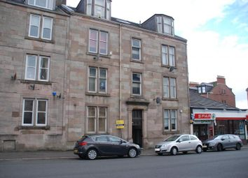 Thumbnail 2 bedroom flat to rent in South Street, Greenock
