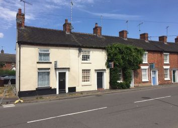 Thumbnail 1 bed terraced house for sale in Stone Road, Eccleshall, Staffordshire