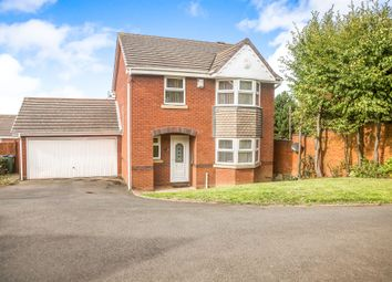 Thumbnail 4 bed detached house for sale in Doulton Road, Rowley Regis