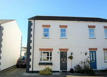 Thumbnail 3 bed semi-detached house for sale in Chyandour, Redruth, Cornwall