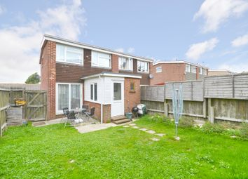 Thumbnail 3 bed semi-detached house for sale in Perowne Way, Sandown