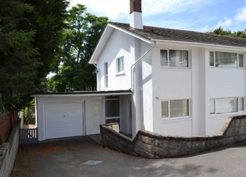 Thumbnail 3 bed semi-detached house for sale in Nomond Avenue, La Pouquelaye, St. Helier, Jersey