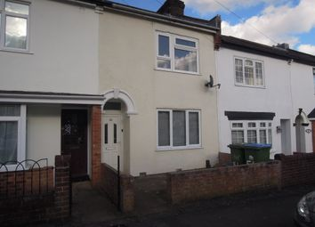 Thumbnail 3 bed terraced house to rent in Brickfield Road, Southampton