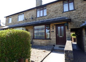 Thumbnail 3 bed terraced house to rent in Meadowside, Newtown, Disley, Stockport