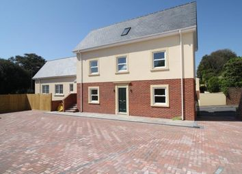 Thumbnail 4 bed town house for sale in 1 Lareys Mews, Dawlish Road, Teignmouth, Devon