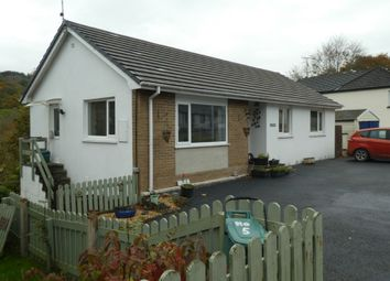 Thumbnail 4 bed detached bungalow for sale in Lampeter Road, Aberaeron