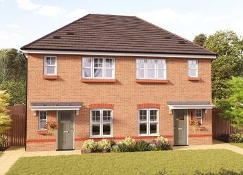 Thumbnail 3 bedroom semi-detached house for sale in Plas Issa, Bryn Y Baal, Mold