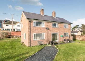 Thumbnail 4 bed detached house for sale in Park Street, Denbigh, Denbighshire, North Wales