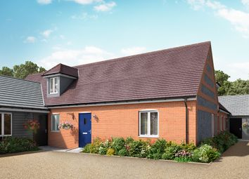 Thumbnail 3 bed semi-detached bungalow for sale in School Lane, Broughton, Hampshire