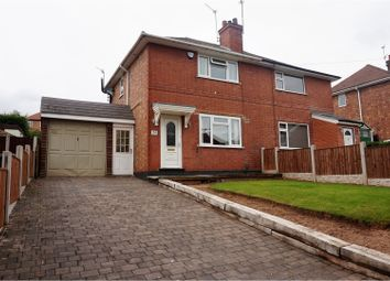 Thumbnail 2 bed semi-detached house for sale in Marwood Crescent, Carlton, Nottingham