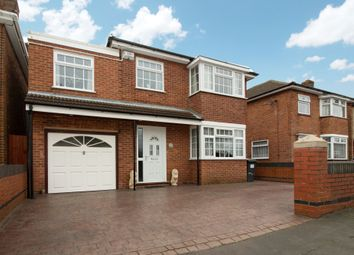 Thumbnail 4 bed detached house for sale in Mace Road, Stanground, Peterborough