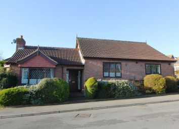 Thumbnail 3 bed detached bungalow to rent in Chestnut Rise, Barrow-Upon-Humber