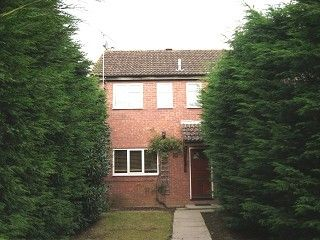 Thumbnail 3 bed end terrace house to rent in Roundthorn Way, Goldsworth Park