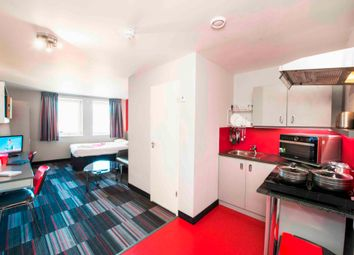 Thumbnail 1 bed flat to rent in Lemyngton Street, Loughborough