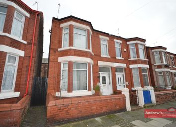 Thumbnail 3 bedroom property to rent in Oxford Road, Wallasey