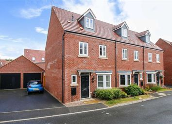 Thumbnail 4 bed town house for sale in Heston Walk, Oxley Park, Milton Keynes